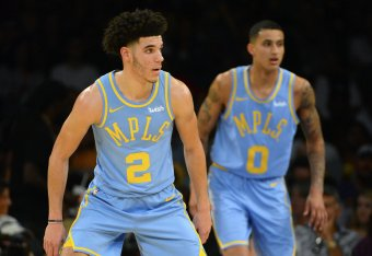 cb6d00cfc Will Lonzo Ball or Kyle Kuzma Go Down as Lakers  Best Rookie This Season