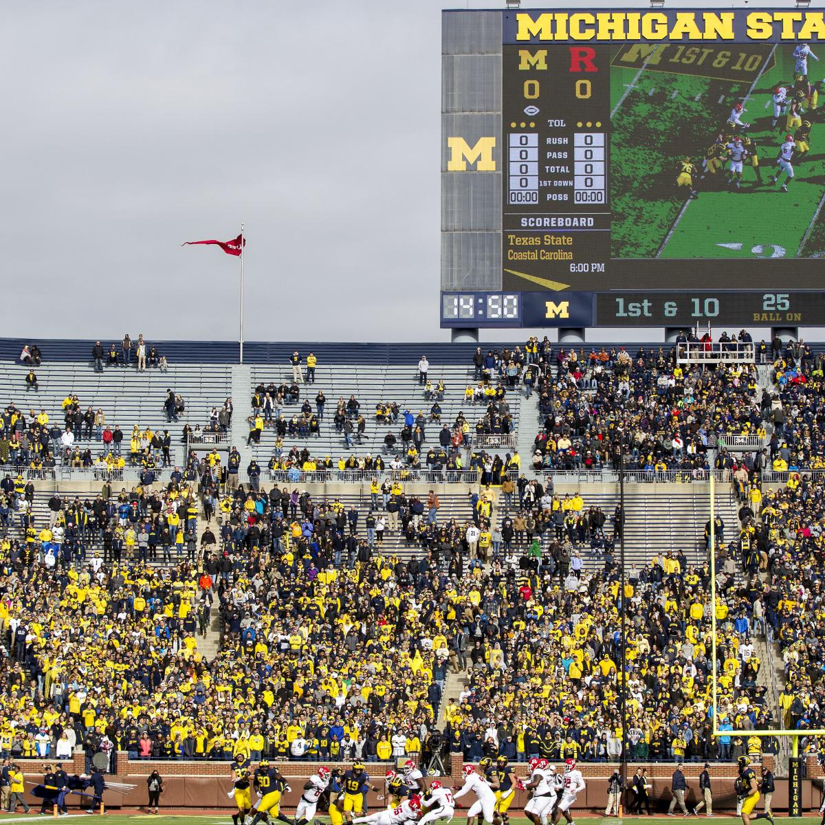 The 10 Largest College Football Stadiums In The Country