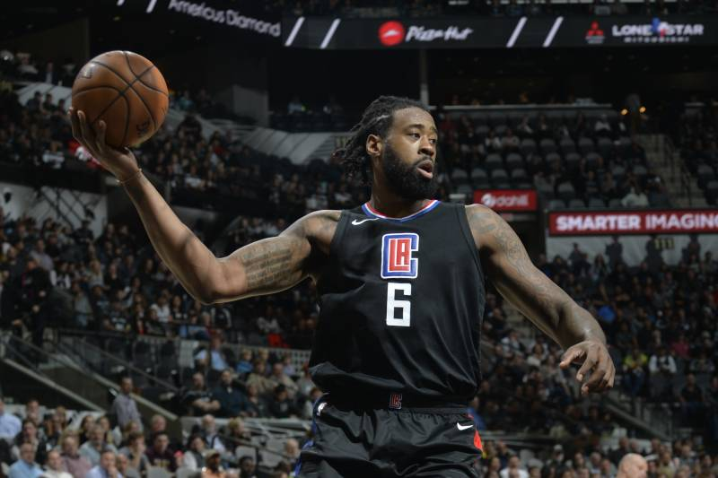 a726c63b4ea0f1 Updated Trade Packages and Landing Spots for DeAndre Jordan ...