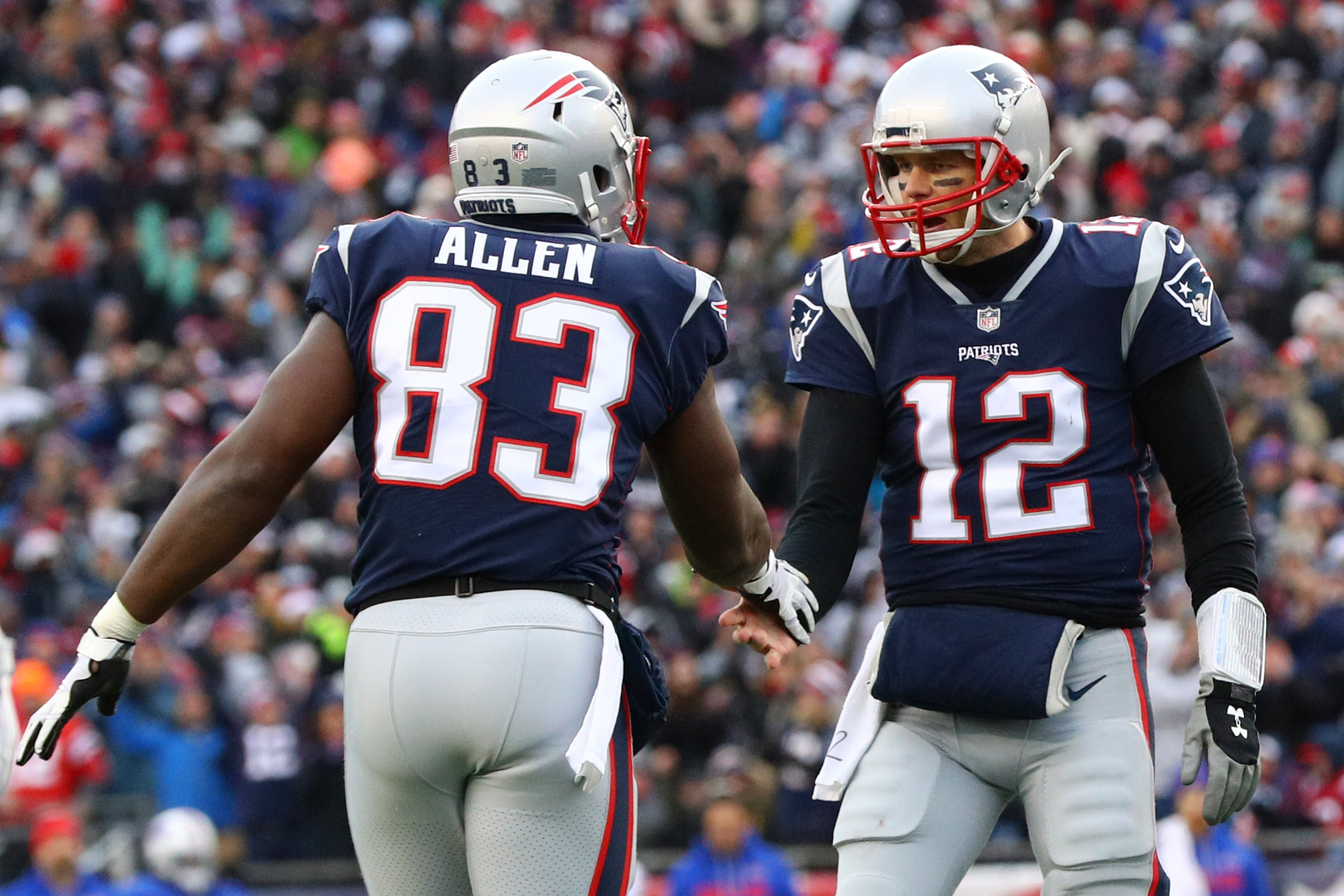 ae43317f Year in Review: Recapping New England Patriots' 2017 Season ...