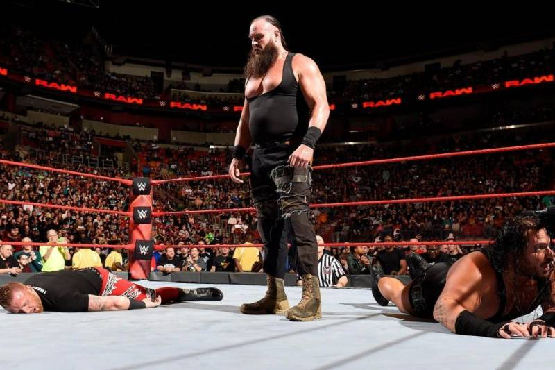 WWE Raw Results: Winners, Grades, Reaction and Highlights