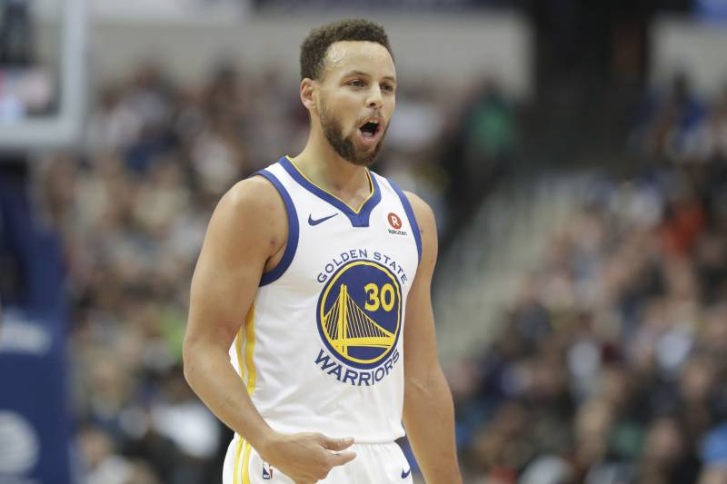 1072e21ad8e NBA Power Rankings  Warriors Remain Team to Beat with Steph Curry ...