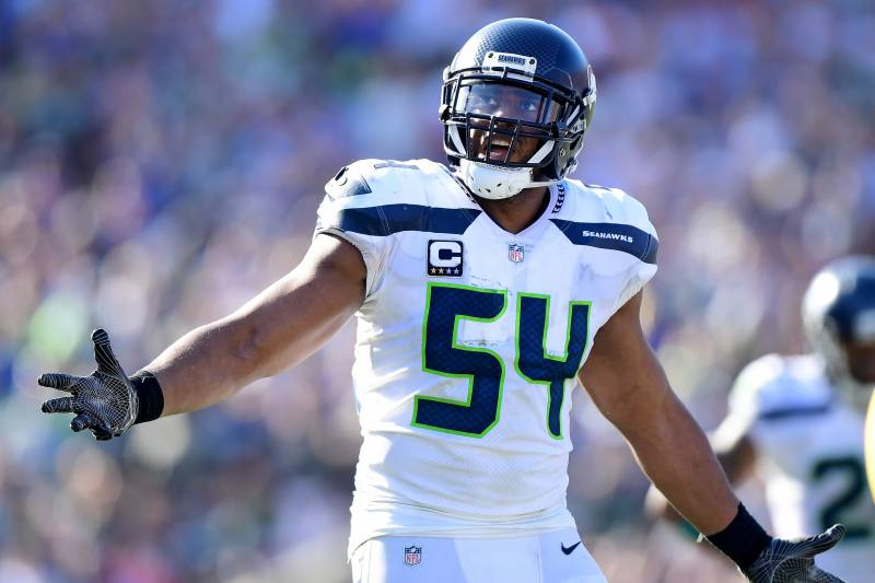 97967ce91 NFL1000  Ranking the Top Inside Linebackers of 2017 Season ...