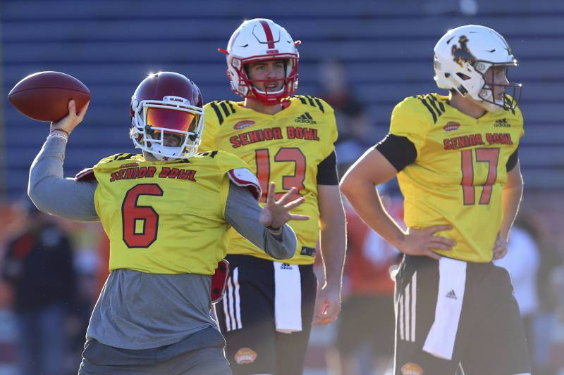 59feaa5682c Best NFL Team Matches for Senior Bowl Week Standouts