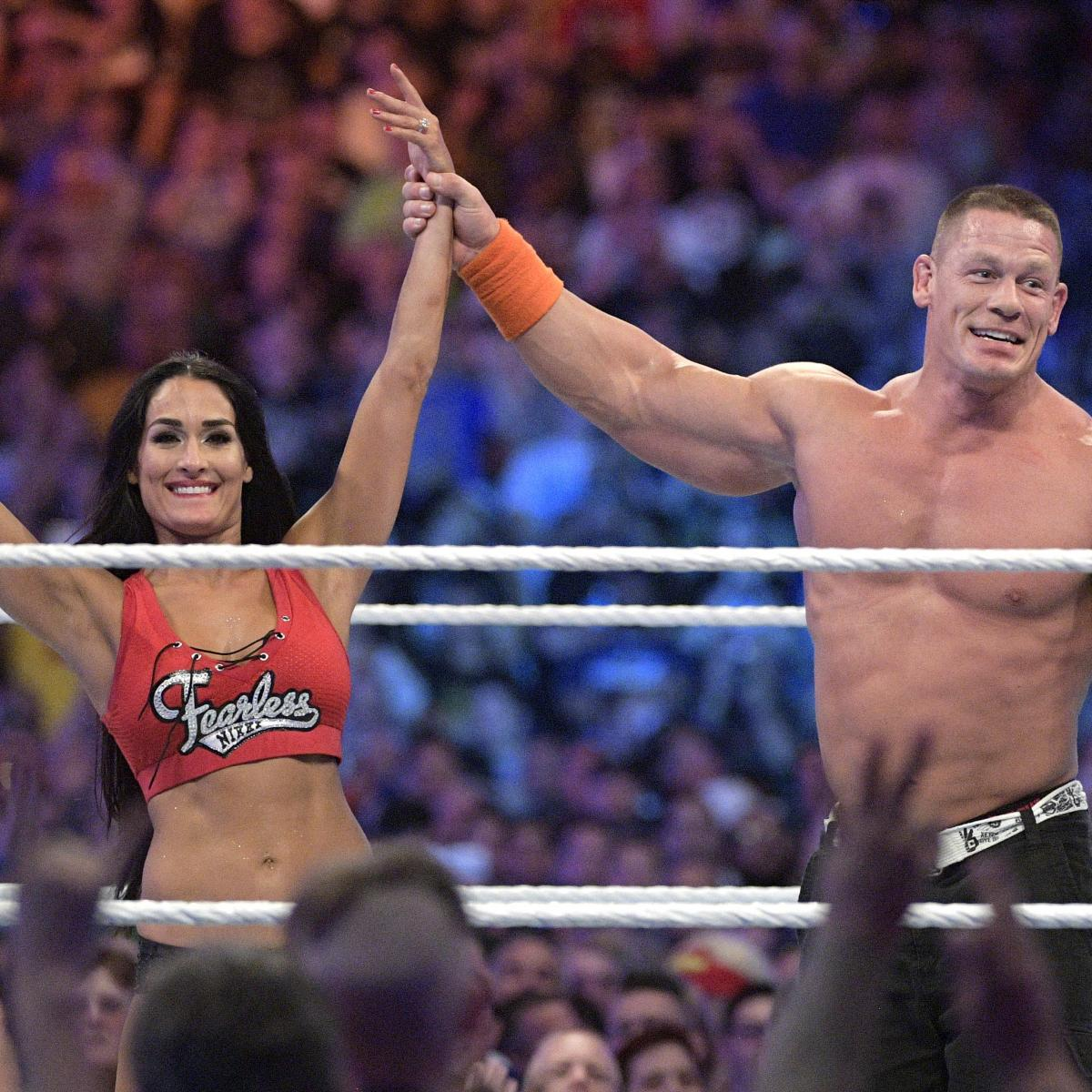 John Cena's Most Memorable Matches, Moments In