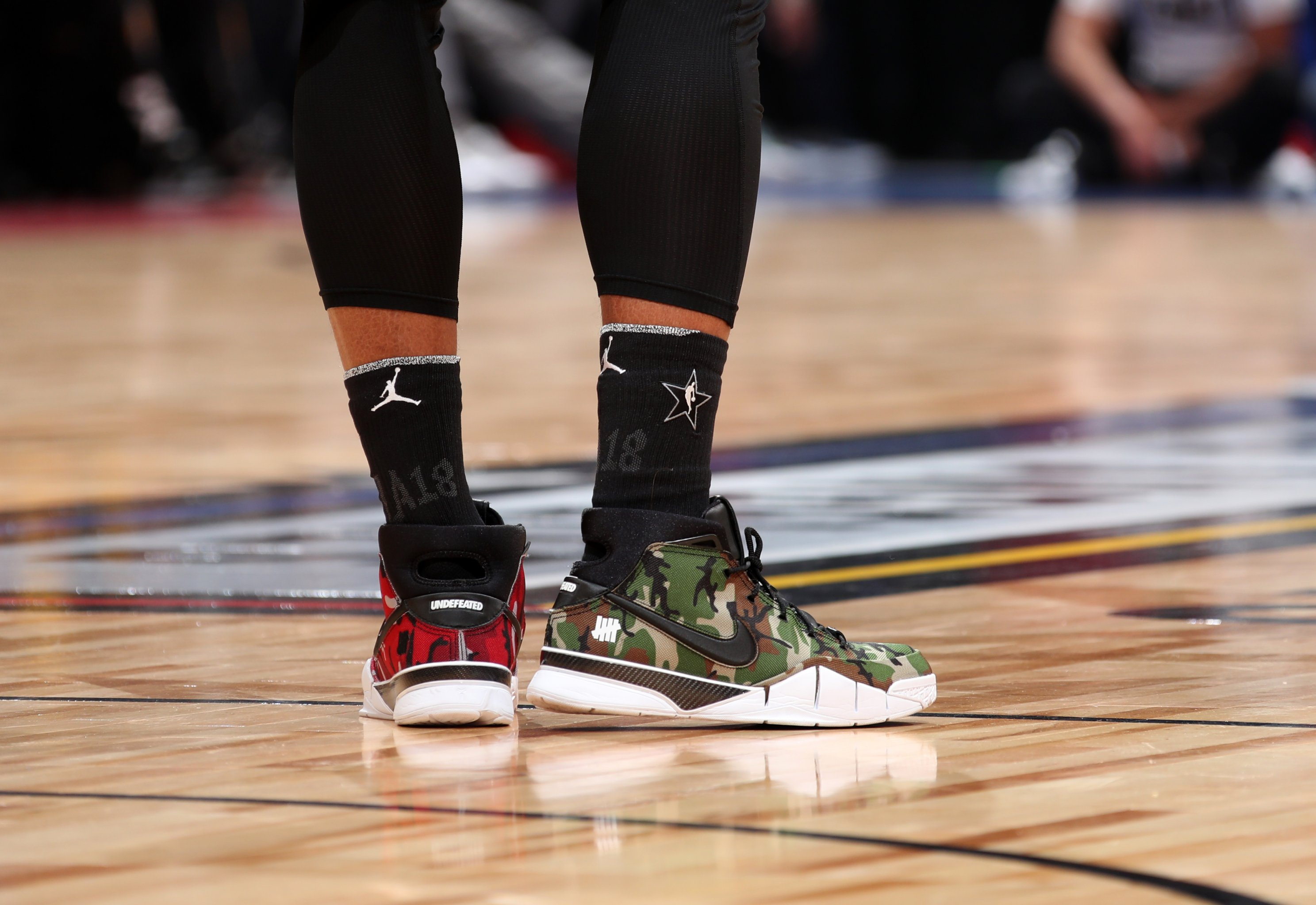 low priced 0c3a4 76b73 Top Sneakers Worn During NBA All-Star Weekend 2018 ...