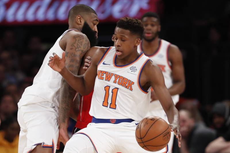 8aacd6d6e 5 Post-All-Star Goals for the New York Knicks