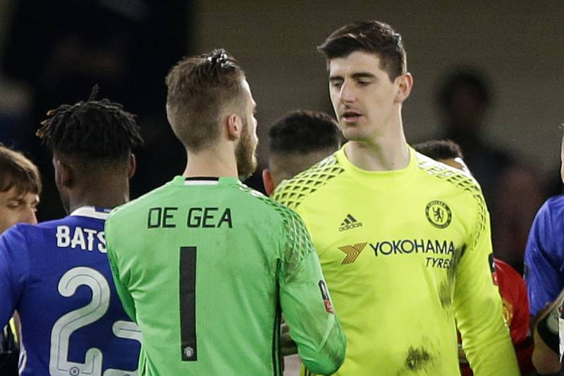 size 40 98579 f3ef9 Analysing Real Madrid's Pursuit of David De Gea and Thibaut ...