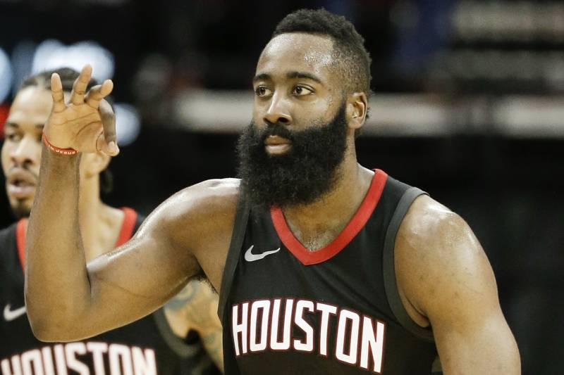 a5ef794a3033 NBA Power Rankings  Houston Rockets Lead the Pack After Perfect February