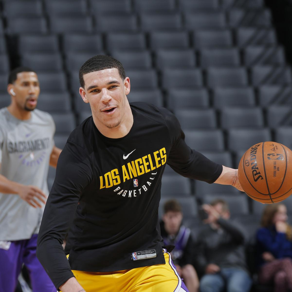 Lonzo Ball, De'Aaron Fox And Other NBA Rookies Primed For
