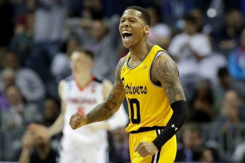 554a914f9dd NCAA Tournament 2018  Biggest Bracket-Busters Through the First Round