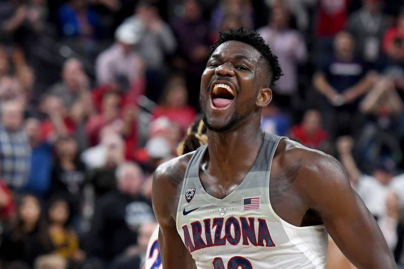 2d6042585e43 2018 NBA Mock Draft  Full 1st-Round Predictions Entering March Madness
