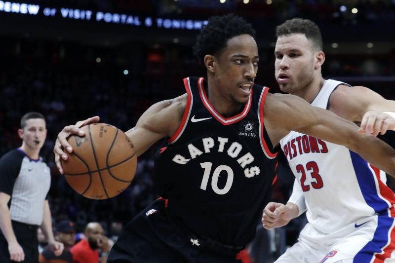 edf255c00178 NBA Power Rankings  Toronto Raptors Breaking New Ground