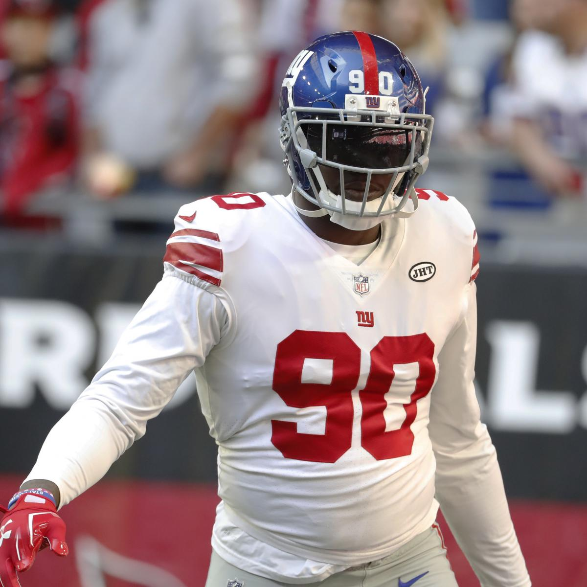 Giants' Blockbuster Trade Has Big NFL Draft Implications