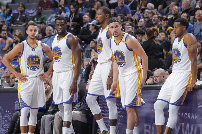 f0447ba31db Grading Every Golden State Warriors Player  How Do Steph