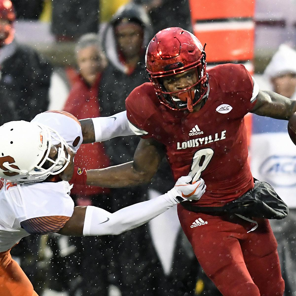 Redshirt Rookies: 2018 NFL Draft Prospects Who Need Time