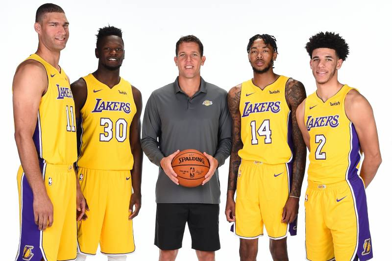 96f3df58405 Final Report Card Grades for Every Los Angeles Lakers Player ...