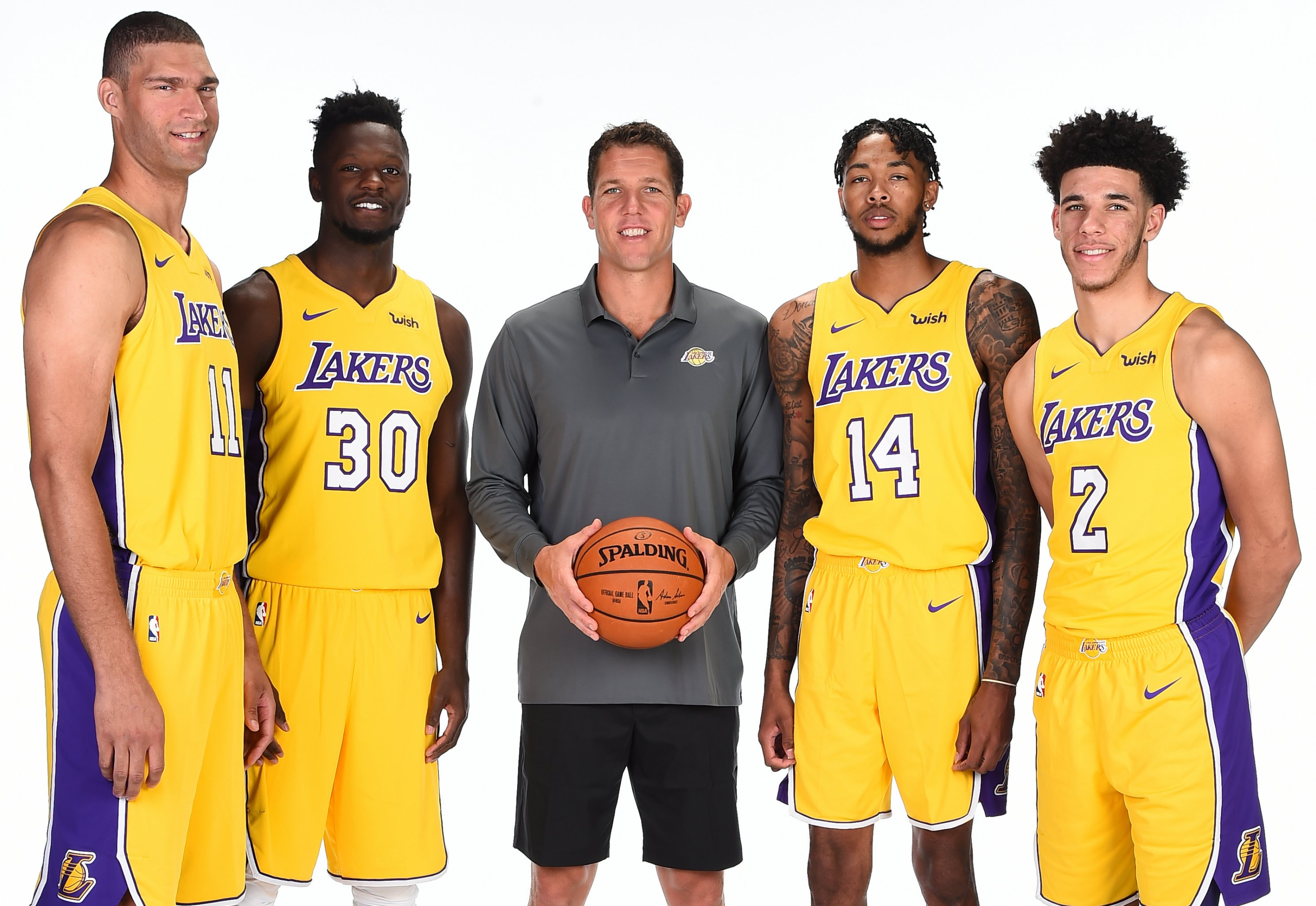 Final Report Card Grades For Every Los Angeles Lakers Player Bleacher Report Latest News Videos And Highlights