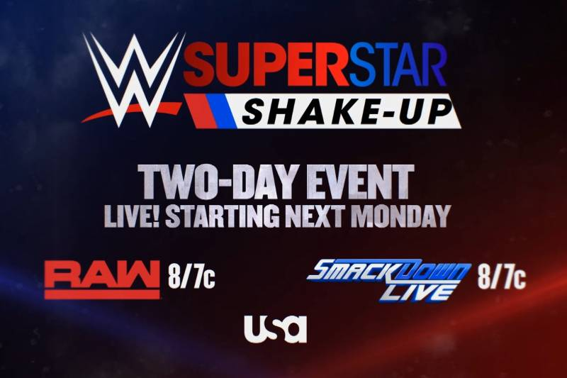 WWE Superstar Shake-up: Trades That Must Happen on Raw and