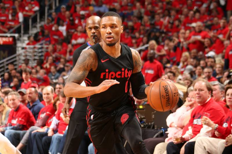 4a15a9f31356 Damian  Lillard Time  Nowhere to Be Found and Thursday NBA Playoff Takeaways