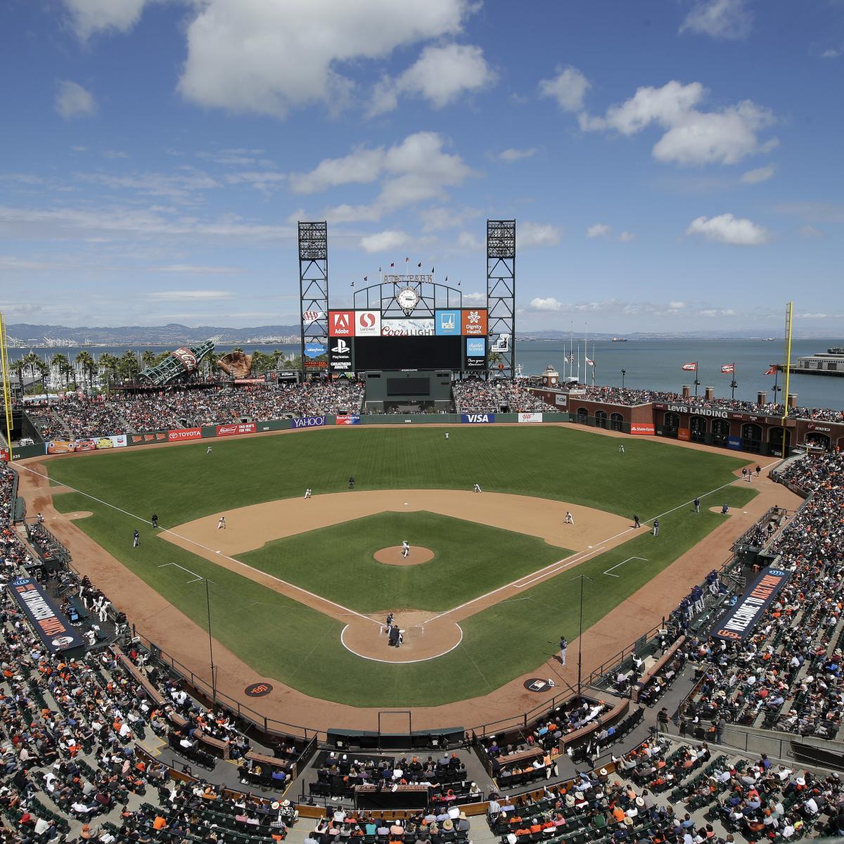 Ranking the 10 Best Major League Baseball Stadiums ...