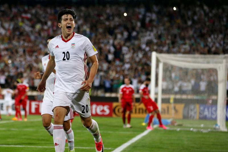 44cc18c64a5 Sardar Azmoun  The  Iranian Messi  Set to Light Up World Cup and Premier  League