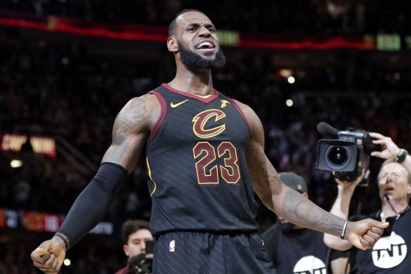 8fb30a7d0949 2018 NBA Playoffs  Ranking the 10 Best Players Remaining in the Postseason