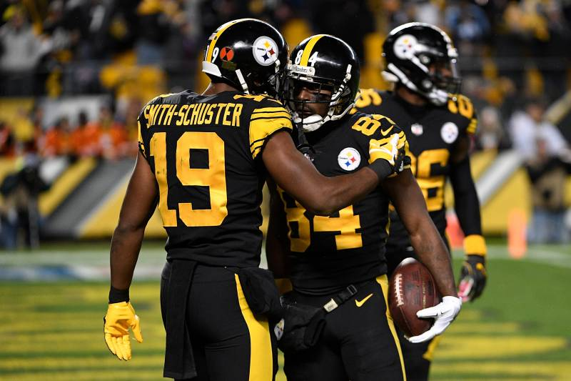 dc4774cd9b4 Ranking Every NFL Receiving Corps Heading into the 2018 Season ...