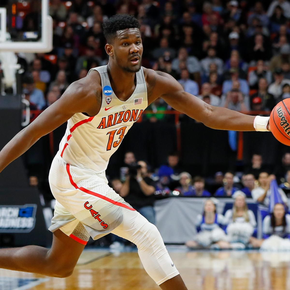 Pro Comparisons For Every Projected 2018 NBA Draft Lottery