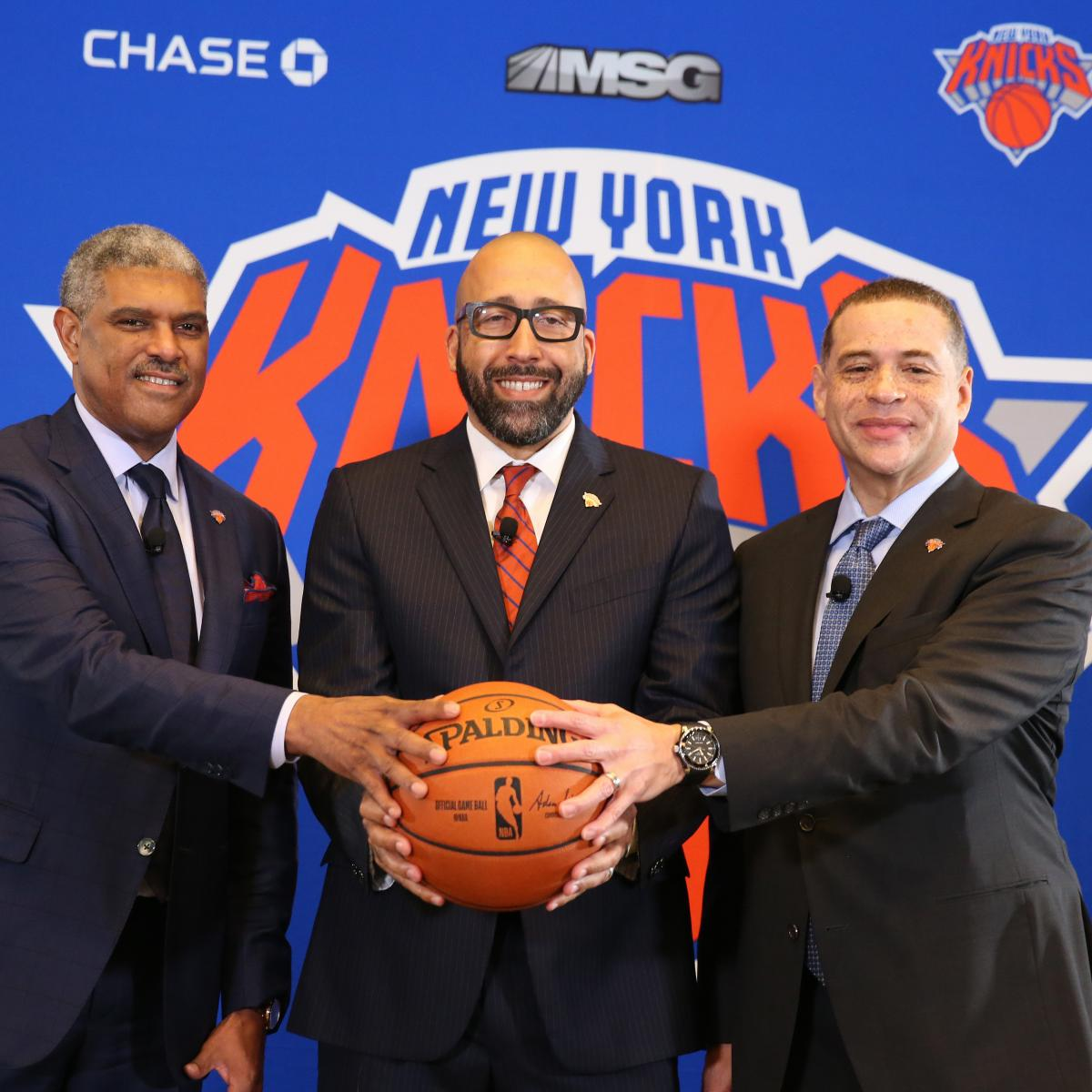Garden Ridge Interview Questions: Interview Questions Knicks Must Ask Prospects Ahead Of NBA