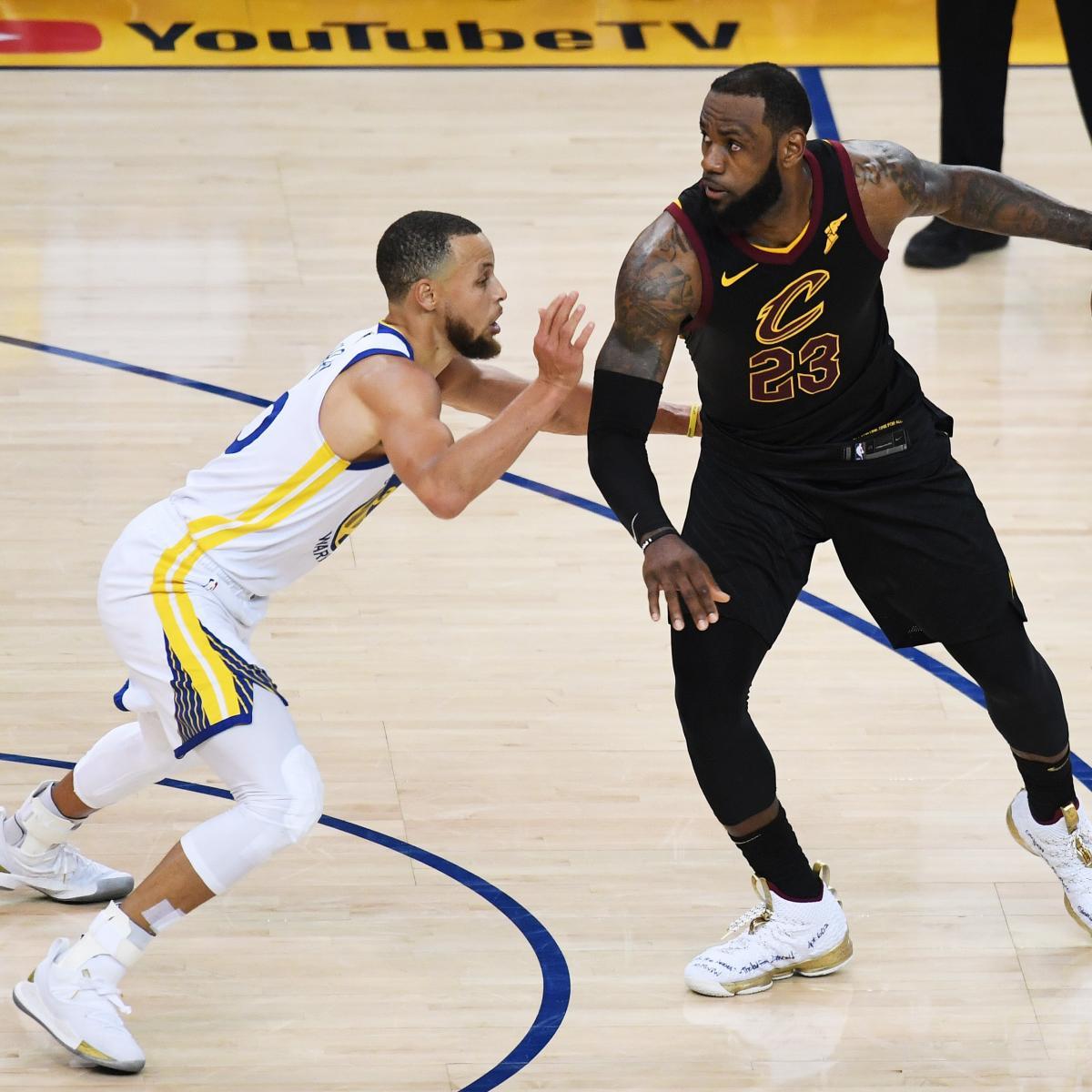 2018 NBA Finals: Adjustments Cavs, Warriors Need To Make