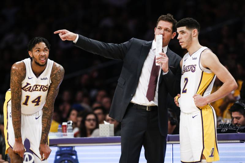 2fdb0259c81 No Player Is Untouchable': 5 Trades Los Angeles Lakers Must Consider ...