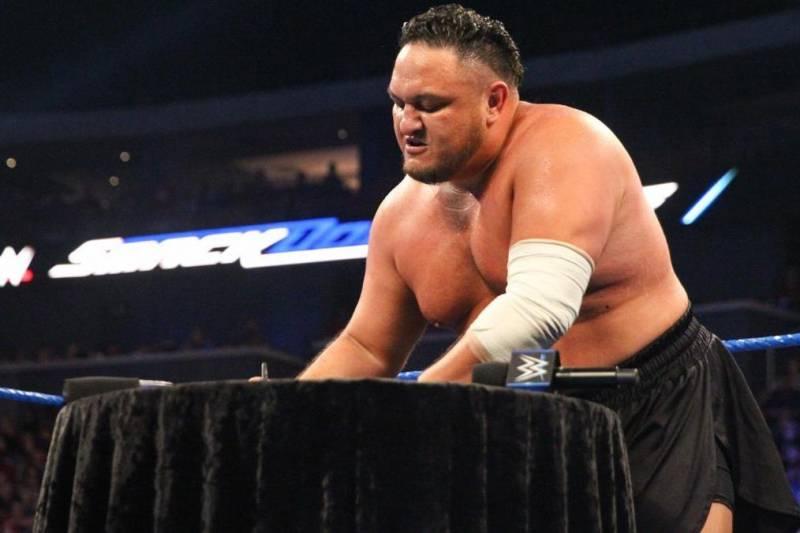 WWE SmackDown Results: Samoa Joe Finally Takes the Spotlight