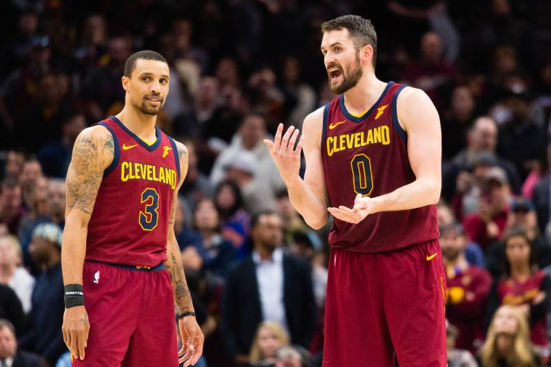 c9b2ec1cbb4 Ranking Every Player on Cavaliers Roster Post-LeBron James ...