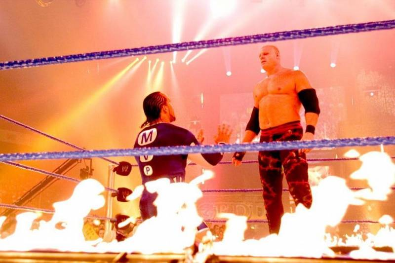 Image result for gimmick matches wwe