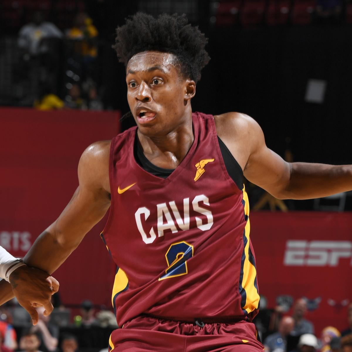 Nba Rookie Award Predictions For 2018 19 Season: Predicting Collin Sexton's Rookie Stats For 2018-19 NBA