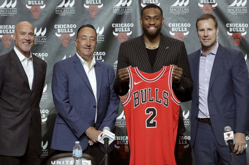 Finding Hope in NBA's Worst Free-Agent Signings   Bleacher