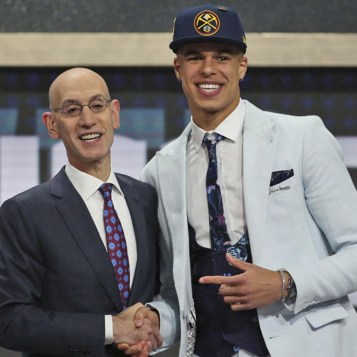 Michael Porter Jr. And The NBA Rookies With Most To Prove