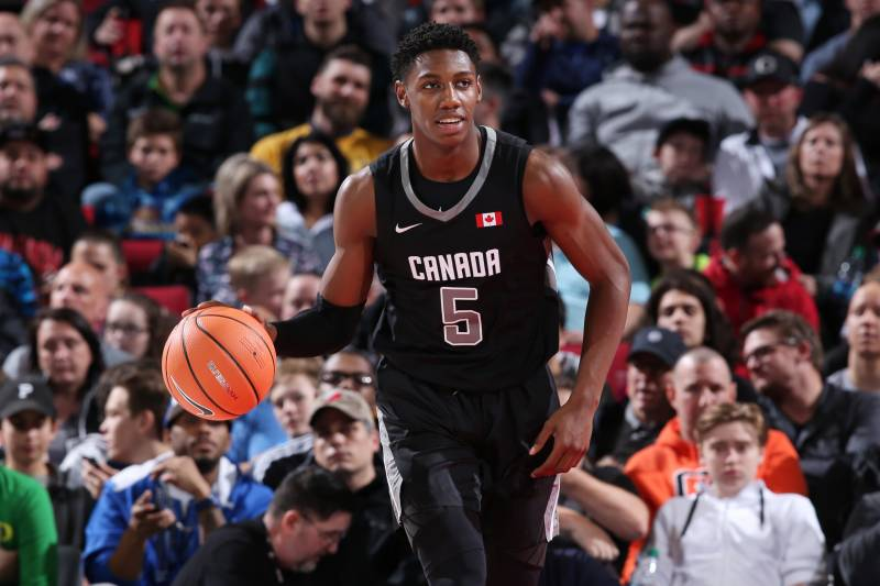 9c39e347110 Way-Too-Soon 2019 NBA Mock Draft  R.J. Barrett Early Favorite to Go No. 1