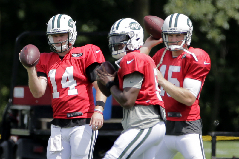 Who's Winning the Biggest NFL Training Camp Battles?