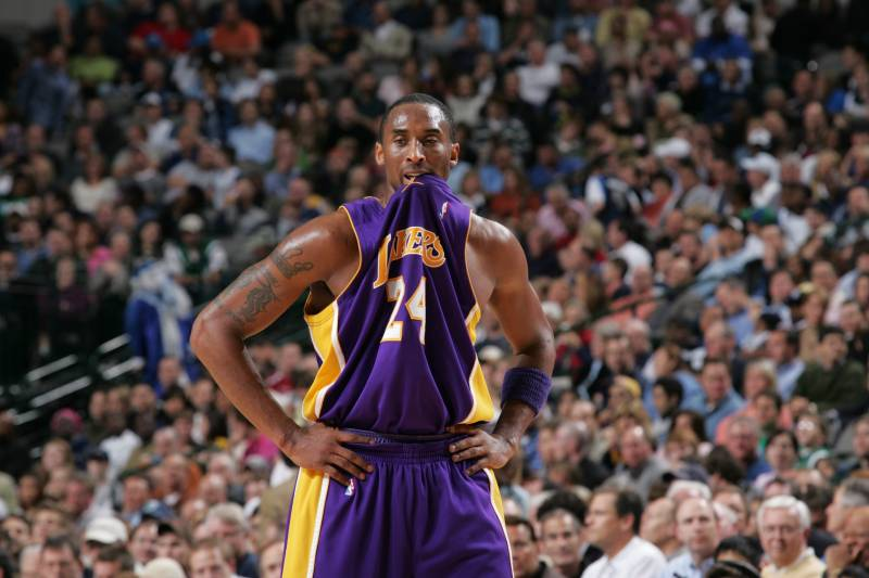 online retailer ffd03 e5468 Mamba Day 2018  Players and Teams Kobe Tortured Most Throughout His Career