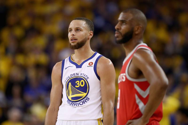 f34e24c3f95 Re-Ranking NBA s Top Title Contenders After 2018 Offseason Shake-Ups ...