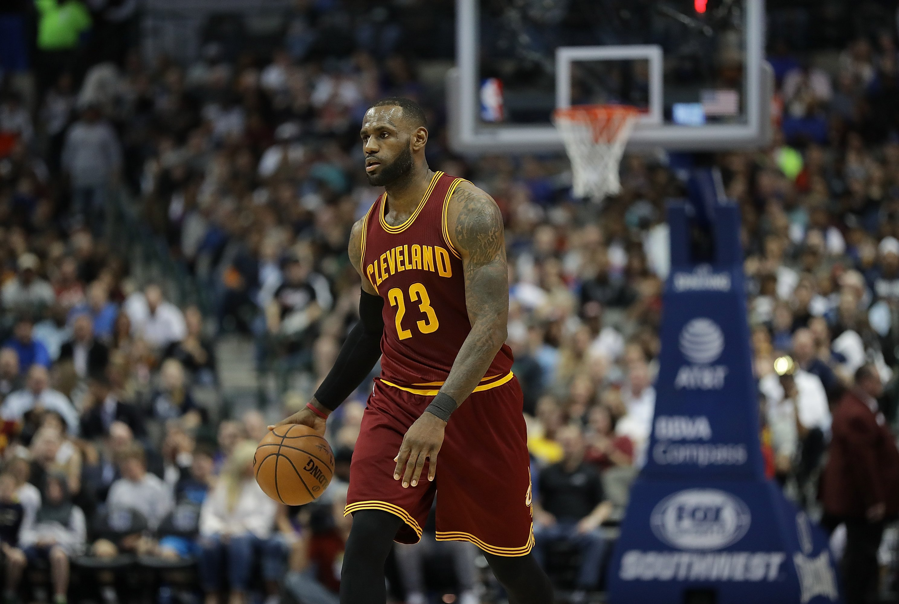 dce4492c4268 Metrics 101: The NBA's GOAT at Every Position | Bleacher Report | Latest  News, Videos and Highlights