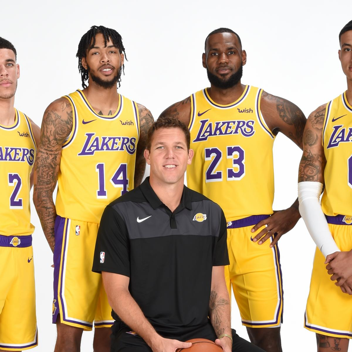 2b09bcf1dbb The 1 Player from Every NBA Team Under the Most Pressure | Bleacher Report  | Latest News, Videos and Highlights