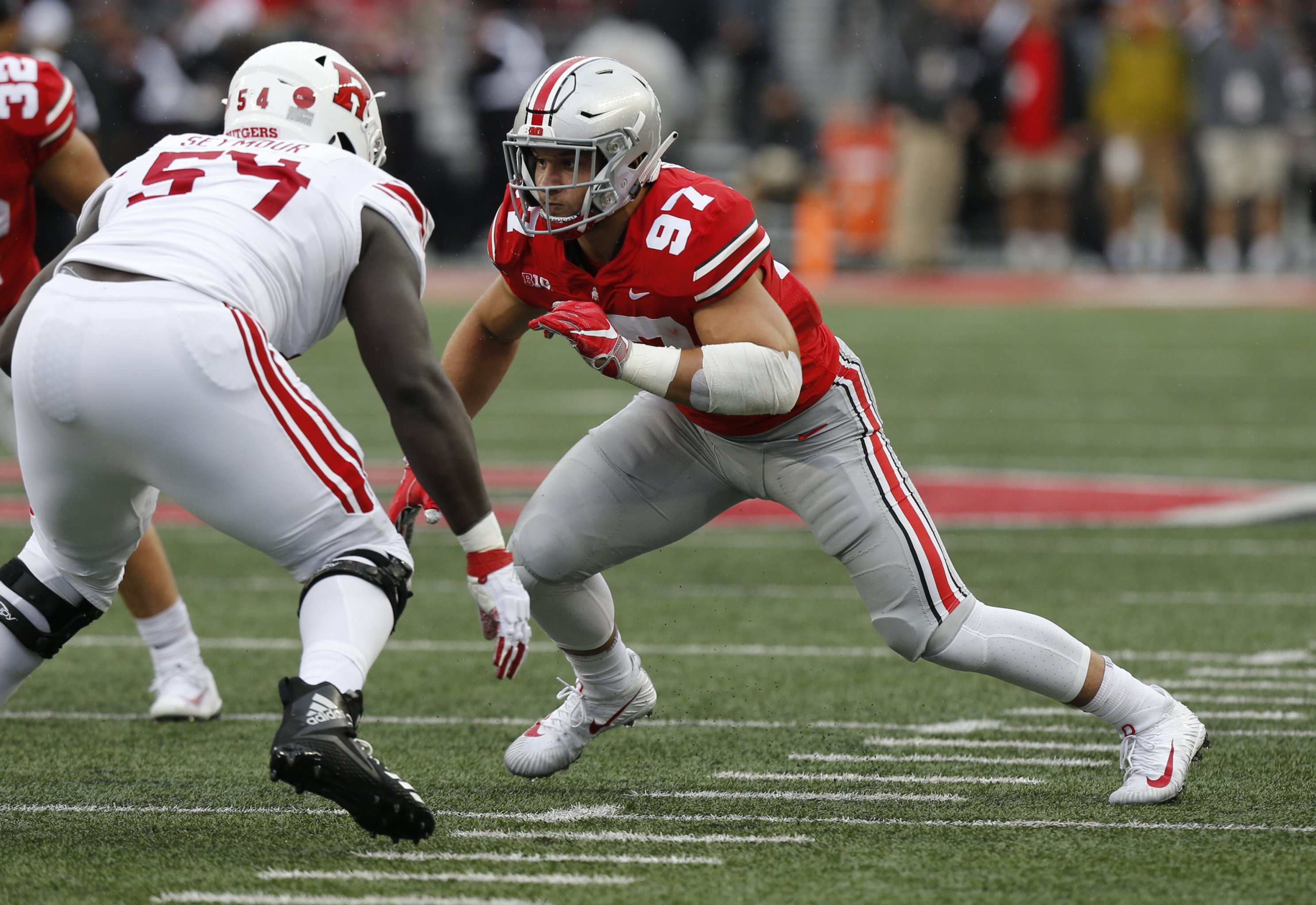b45c3294 2019 NFL Mock Draft: Matt Miller's Latest Picks at Quarter Mark of ...