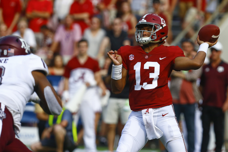 Predicting When Every Undefeated College Football Team Will Lose