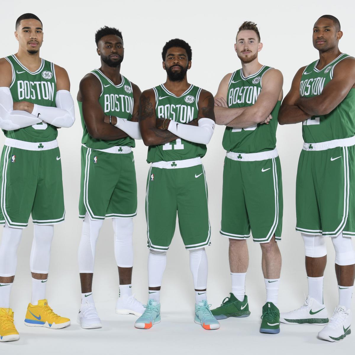 NBA Metrics 101  Ranking Every Team s Starting Five  21c27a4ba