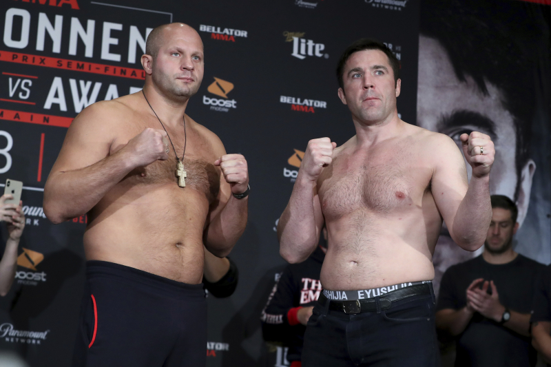 Bellator 208 Results: The Real Winners and Losers