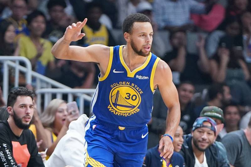 31dabaaf294 B R NBA Power Rankings  Everyone Chasing Steph