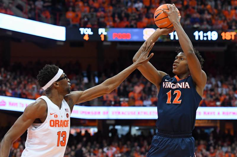 2019 NBA Draft Big Board: Top 50 College Prospects to Watch